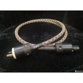 DR. E R-2 Power Cord (For Pre, Power, Int. AMP) 1.8M